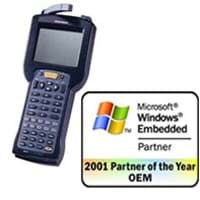 Bild von Intermec 5020 Windows CE Barcode Terminal